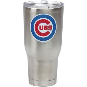Chicago Cubs 32oz. Stainless Steel Keeper Tumbler with Lid
