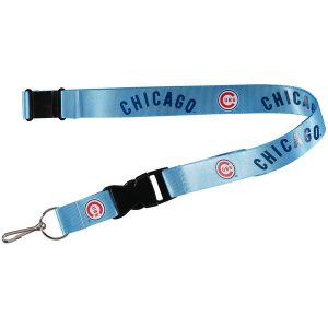 Chicago Cubs Cooperstown Logo Lanyard