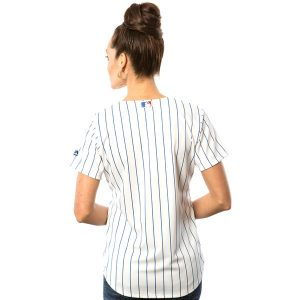 Chicago Cubs Majestic Women's Cool Base Jersey