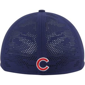 Chicago Cubs Nike True Vapor Swoosh Performance Flex Hat