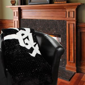 Chicago White Sox 60″ x 80″ Strike Raschel Blanket