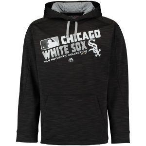 Chicago White Sox Majestic Authentic Collection Team Choice Streak Hoodie