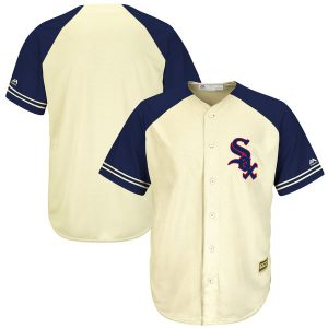 Chicago White Sox Majestic Cool Base Ivory Fashion Team Jersey