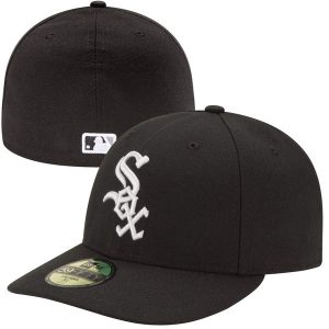 Chicago White Sox New Era Authentic Collection Low Profile Home 59FIFTY Fitted Hat