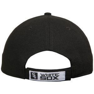 Chicago White Sox New Era Men's League 9FORTY Adjustable Hat