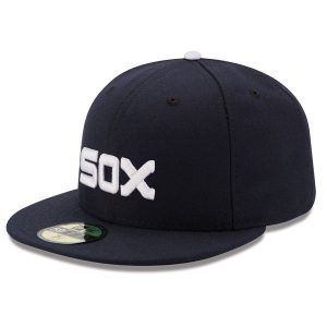 Chicago White Sox New Era Turn Back The Clock 59FIFTY Fitted Hat