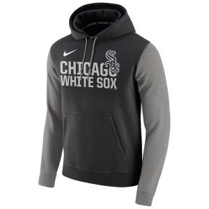 Chicago White Sox Nike Club Fleece Pullover Hoodie