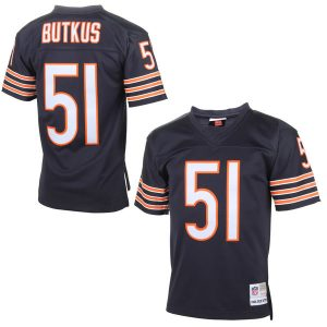 Dick Butkus Chicago Bears Mitchell & Ness Replica Retired Player Jersey