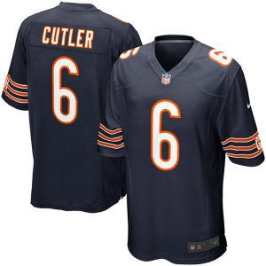 Jay Cutler Chicago Bears Nike Game Jersey