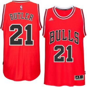 Jimmy Butler Chicago Bulls adidas Player Swingman Jersey