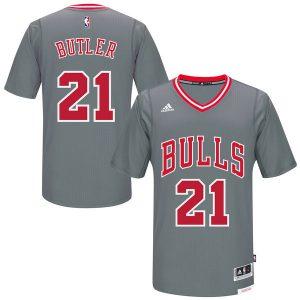 Jimmy Butler Chicago Bulls adidas Pride Swingman Jersey