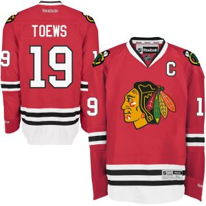 Jonathan Toews Chicago Blackhawks Reebok Home Premier Jersey