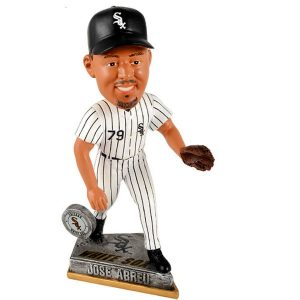 Jose Abreu Chicago White Sox Player Action Bobblehead