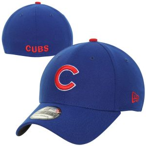 New Era Chicago Cubs MLB Team Classic 39THIRTY Flex Hat