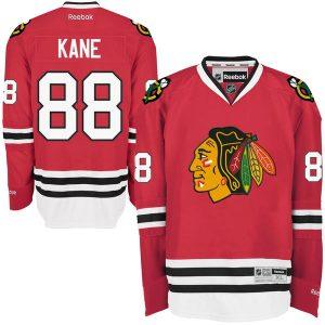 Patrick Kane Chicago Blackhawks Reebok Home Premier Jersey