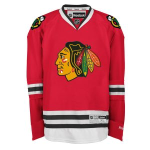 Reebok Chicago Blackhawks Mens Premier Home Jersey