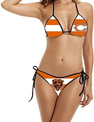 Julia Dickens design Chicago Bears String Bikini