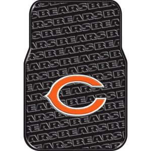 NFL – Chicago Bears Floor Mats – Set of 2