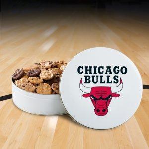 Chicago Bulls 54 Nibblers® Tin