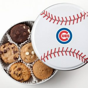 Chicago Cubs Baseball Tin (18 Nibblers® )