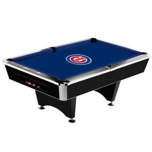 Chicago Cubs 8′ Billiard Cloth
